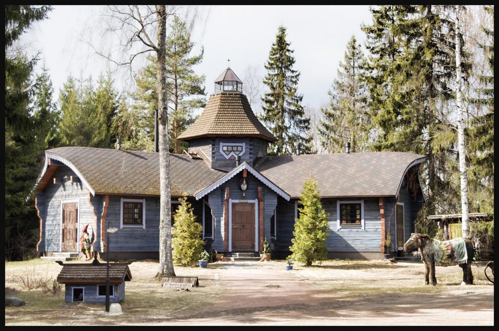 Villa Kivitasku Muurame